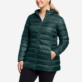 Women's CirrusLite 2.0 Down Parka in Green