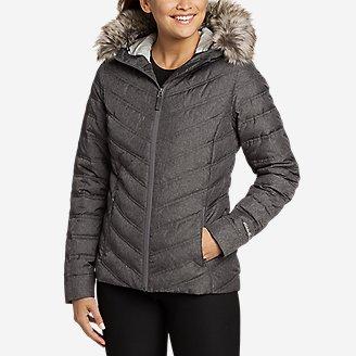 Women's Slate Mountain 2.0 Down Jacket in Black