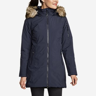 Women's BC EverTherm Down Parka in Blue