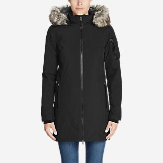Women's BC EverTherm Down Parka in Black
