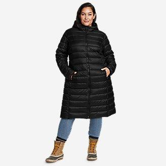 Women's CirrusLite Down Duffle Coat in Black