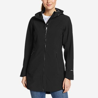 Women's Storm Shed Parka in Black