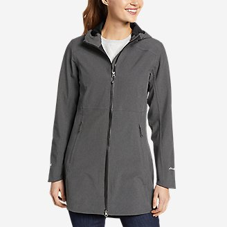 Women's Storm Shed Parka in Gray