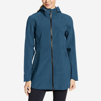 Women's Storm Shed Parka in Green