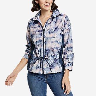 Women's Ventatrex Aura Jacket in Blue