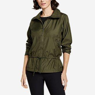 Women's Ventatrex Aura Jacket in Green