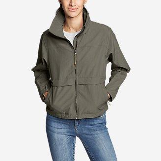 Women's Ravenna Jacket in Green