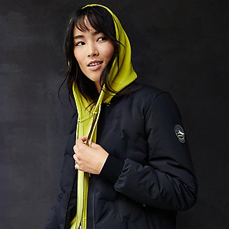 Women's Centennial Collection 2020 Tech Skyliner Down Jacket in Black