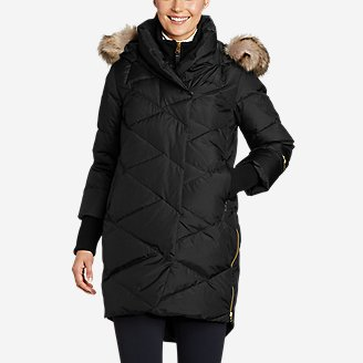 Women's Centennial Collection Down Parka in Black
