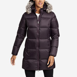 Women's CirrusLite Luna Peak Down Parka in Purple