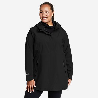 Women's Cloud Cap Stretch 2.0 Parka in Black