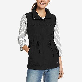 Women's Atlas Utility Vest in Black