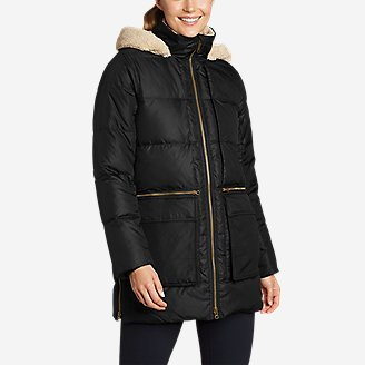 Women's Eastlake Down Parka in Black
