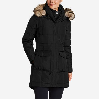 Women's Yukon Classic Down Parka in Black