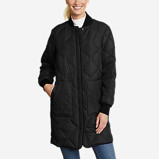 Women's 2020 Skyliner Model Down Parka in Black