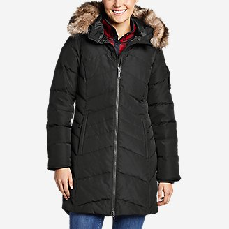 Women's Sun Valley Arctic Down Parka in Black