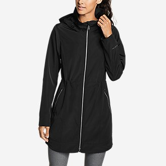Women's Montlake Parka in Black