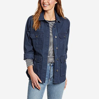Women's Ryderwood Shirt-Jac in Blue