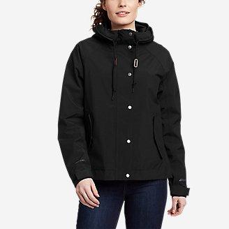 Women's Port Townsend Jacket in Black