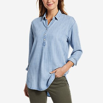Women's Long Sleeve Tops | Eddie Bauer