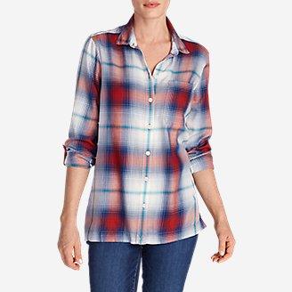 Women's Tranquil Shirt in Blue