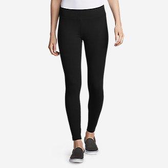 Women's Girl On The Go Leggings in Black