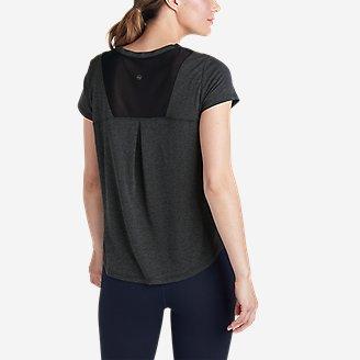 Women's Willpower Short-Sleeve T-Shirt in Black