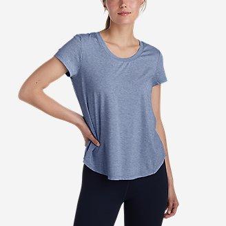 Women's Willpower Short-Sleeve T-Shirt in Blue