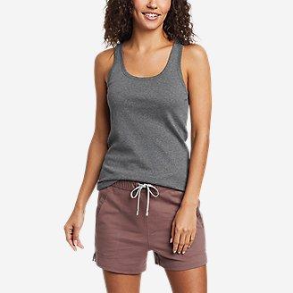 Women's Favorite Scoop-Neck Tank Top - Solid in Gray