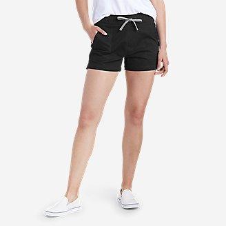 Women's Weekend Shorts in Black