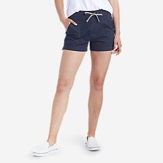 Women's Weekend Shorts in Blue