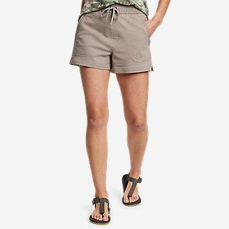 Women's Weekend Shorts in Gray