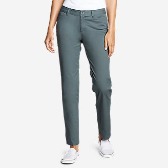 Women\'s Plus Size Capri Pants | Eddie Bauer