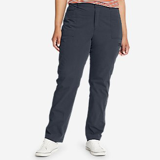 Women's Guides' Day Off Straight Leg Pants in Blue