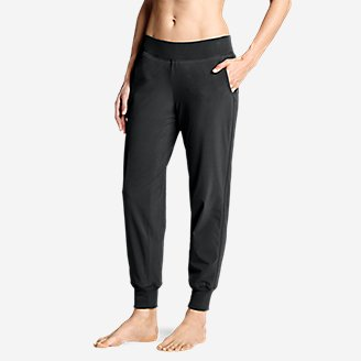 Women's Myriad Lined Jogger Pants in Gray