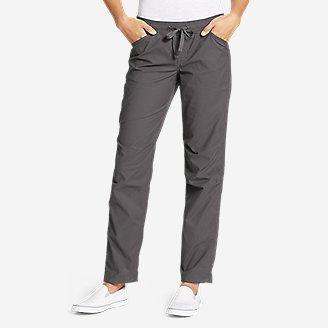 Women's Exploration Pants in Gray