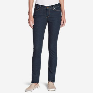 Women's Truly Straight Jeans - Straight Leg in Blue