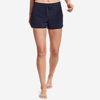 Women's Departure Amphib Shorts in Blue