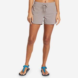 Women's Departure Amphib Shorts in Gray