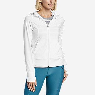 Women's Resolution 360 Full-Zip Hoodie in White