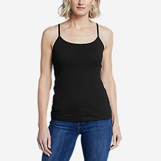 Women's Essential Layering Cami in Black