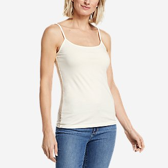 Women's Essential Layering Cami in White