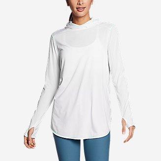 Women's Solarfoil Hoodie in White