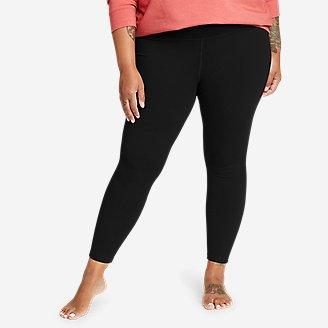 Women's Movement Lux High-Rise 7/8-Length Leggings in Black