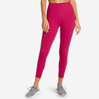 Women's Movement Lux High-Rise 7/8-Length Leggings in Purple