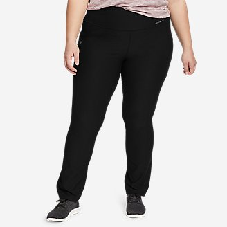 Women's Trail Adventure High-Rise Pants in Black