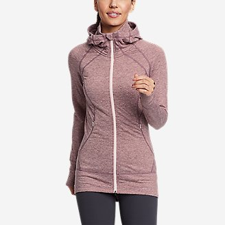 Women's Treign Full-Zip Jacket in Pink
