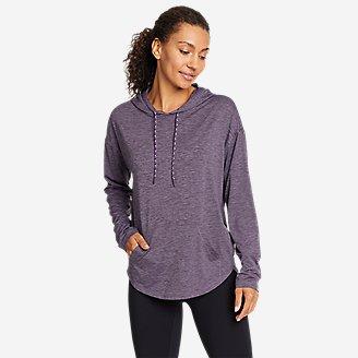 Women's Resolution Hoodie in Purple