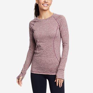 Women's Treign Crew Sweatshirt in Pink