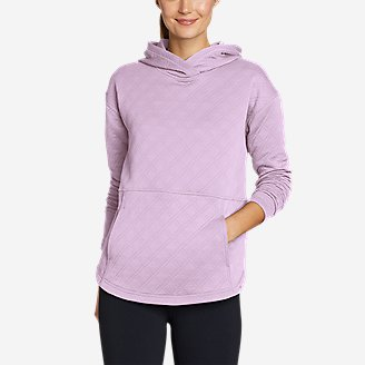 Women's Discovery Park Hoodie in Purple